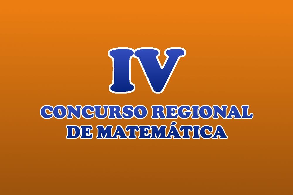 Resultados de Examenes del IV Concurso Regional de Matemática