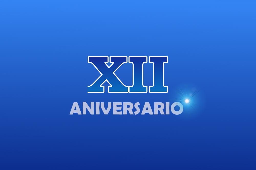 Programa por nuestro XII Aniversario