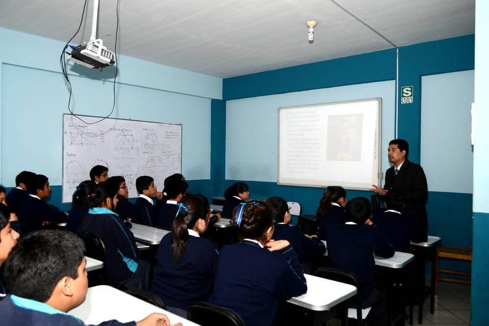 Aula virtual - Colegio Jan Komensky