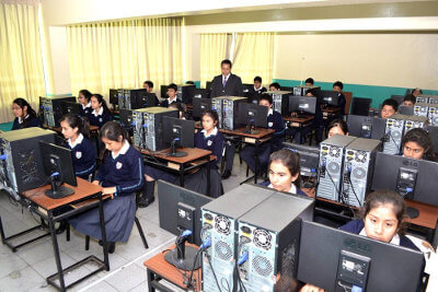 Centro de cómputo - Colegio Jan Komensky