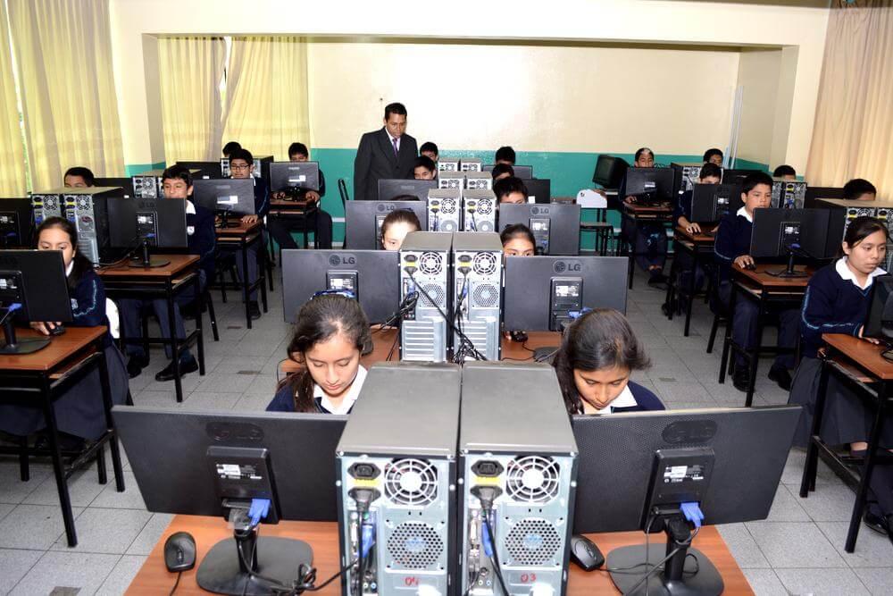 Computación - Colegio Jan Komensky