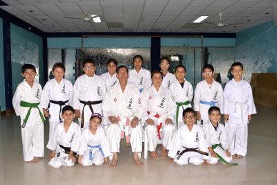 Karate - Colegio Jan Komensky