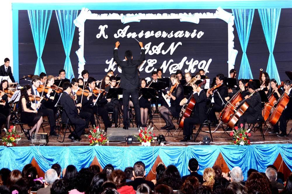 Música - Colegio Jan Komensky